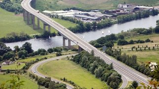 Friarton Bridge>