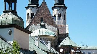 Biserica Sfântului Andrei din Cracovia>