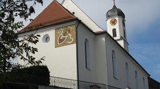 Ballmertshofen Castle>