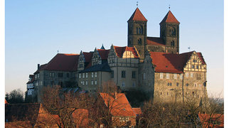 Quedlinburg Abbey>