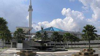 Xhamia Kombëtare e Malajzisë>