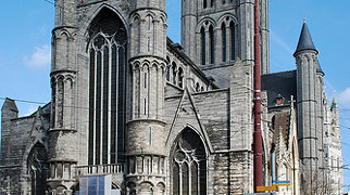 Saint Nicholas' Church, Ghent>