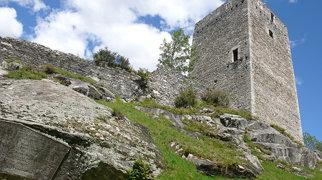 Castelmur Castle>