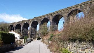 Garndiffaith Viaduct>