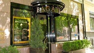 Bagatelle restaurant>