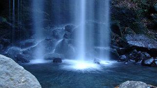 Yuhi Falls>