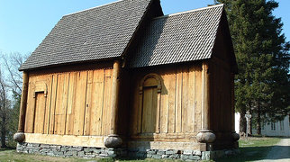 Haltdalen Stave Church>