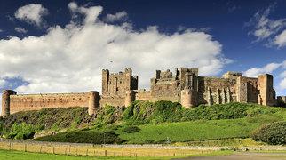 Bamburgh Castle>