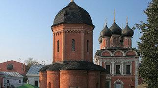 Vysokopetrovsky Monastery>