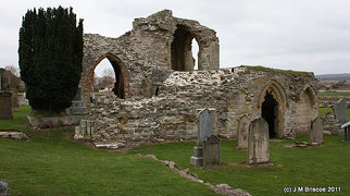 Kinloss Abbey>