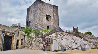 Clitheroe Castle>