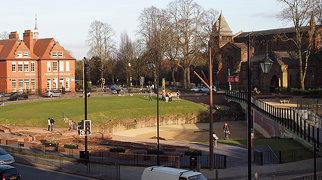 Chester Roman Amphitheatre>
