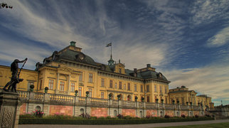 Drottningholm Palace>
