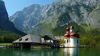 St. Bartholomew's Church, Berchtesgaden>