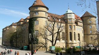 Old Castle (Stuttgart)>