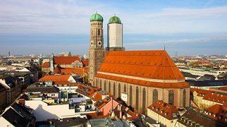 Munich Frauenkirche>