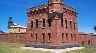 Fort Queenscliff>