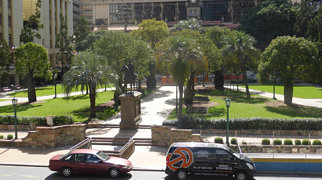 ANZAC Square, Brisbane>