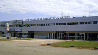Abeid Amani Karume International Airport>