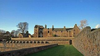 Castillo de Aberdour>