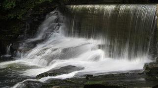 Aberdulais Falls>