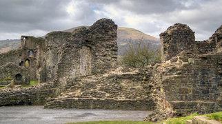 Abergavenny Castle>