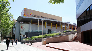 Adelaide Convention Centre>