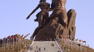 African Renaissance Monument>