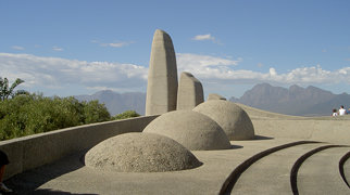 Afrikaans Language Monument>