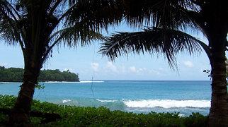 Aganoa Beach>