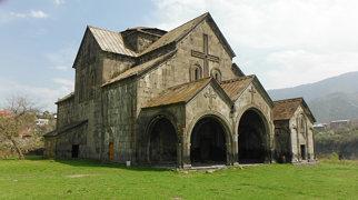 Akhtala monastery>