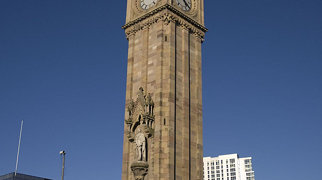 Albert Memorial Clock, Belfast>