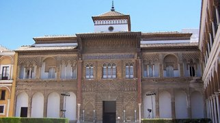 Alcázar of Seville>
