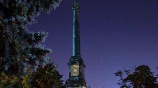 Alexander II Column in Odessa>