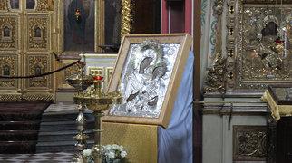 Katedralo Aleksandro Nevskij en Talino>