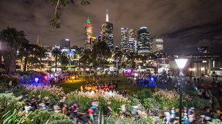 Alexandra Gardens, Melbourne>