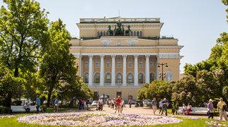 Alexandrinsky Theatre>
