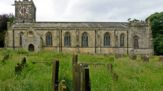 All Saints' Church, Harewood>
