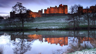 Alnwick Castle>
