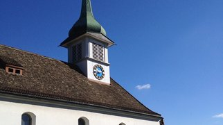 Alte Kirche Wollishofen>