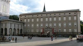 Salzburger Residenz>
