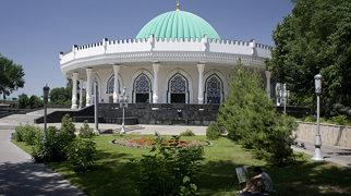 Amir Timur Museum>
