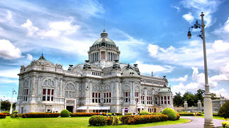 Ananta Samakhom Throne Hall>