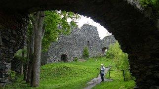 Andělská Hora Castle>