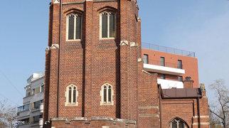 Anglican Church (Bucharest)>