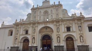 Antigua Guatemala Cathedral>