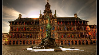 Antwerp City Hall>