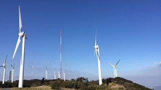 Aoyama Plateau Wind Farm>