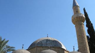 Arabahmet Mosque>