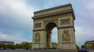 Arco do Triunfo de París>